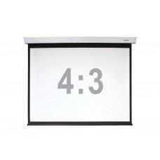 Экран настенный с электроприводом Lumien Master Control 183x244 см Matt White в Минске