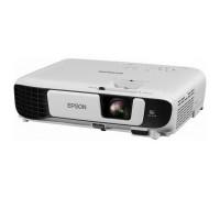 Epson EB-W42 LCD: 3×0.59″ P-Si TFT, WXGA (1280×800),  3600 ANSI lm